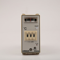 OMRON E5EM YR40K Point Temperature Controller Controlling Temperature Unit 0 399 Degrees Celsius K type Thermostat