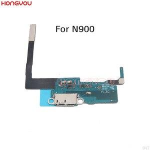 Image 3 - 5 قطعة لسامسونج غالاكسي NOTE3 ملاحظة 3 N900 N9008V N9008S SM N900 USB تهمة موصل هيكلي ميناء الشحن مقبس متفرع فليكس كابل