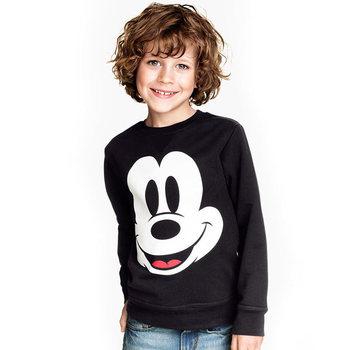 New Boys Girls Mickey T shirt Spring Autumn Long Sleeve Cartoon T Shirts For Kids Minnie Casual Clothing Children Sweatshirt Top 3