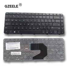 GZEELE teclado para ordenador portátil, para HP 250 G1, 255, G1, 430, 431, 435, 436, 455, 630, 631, 635, 636, 650, 2001 001, novedad en EE. UU.