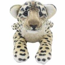 JESONN Peluche Realista Leopardo