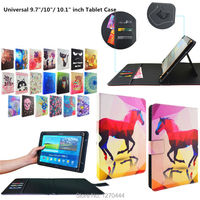 Universal 10 10 1 Tablet Soft PU Leather Case Cover For Kids 10 Inch Tablet PC