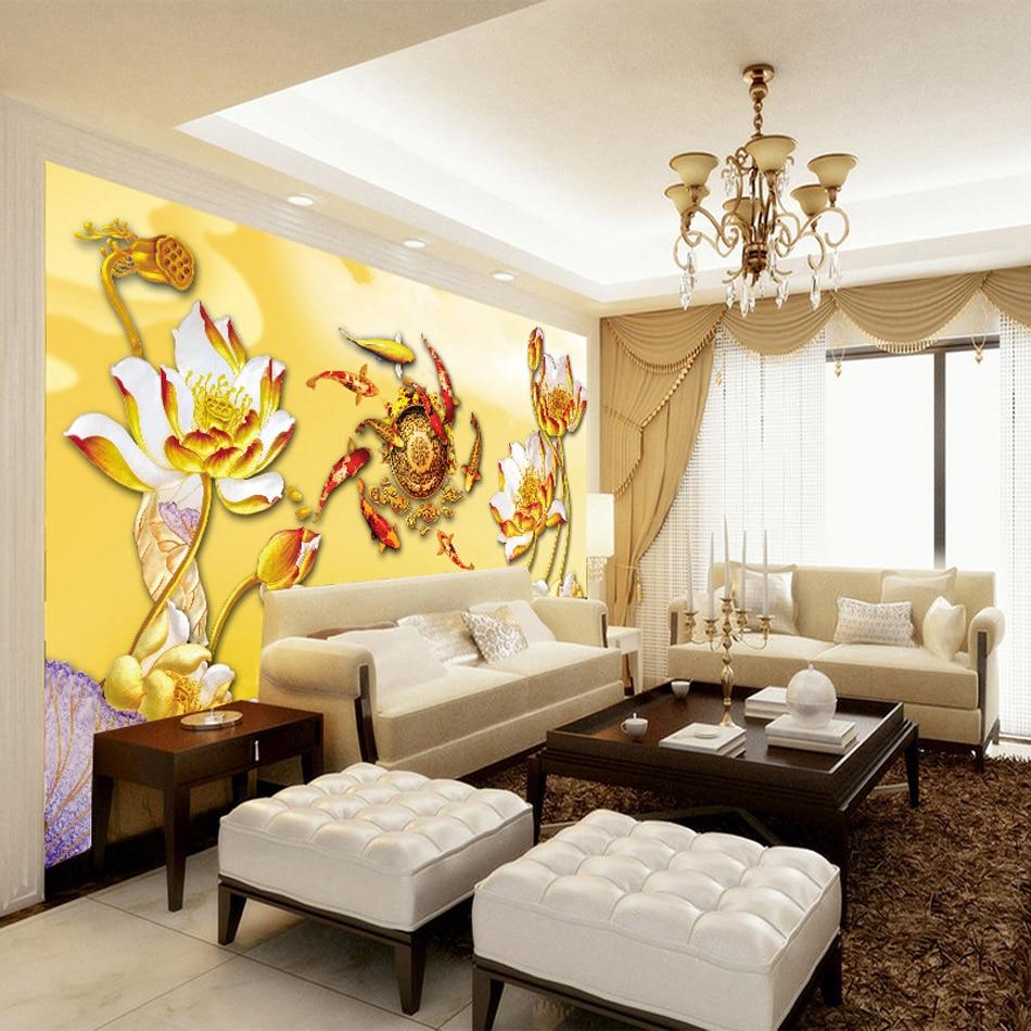 Dorable Koi Fish Wall Decor Wallpaper Photos - Wall Art Ideas ...
