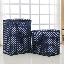 Waterproof Thicken Oxford Cloth Portable Clothes Storage Bag Organizer For Clothing Closet Bags