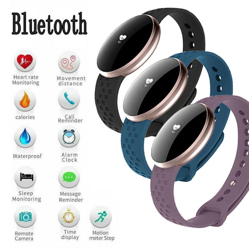 Femmes Bluetooth montre intelligente sport Fitness Tracker pour iPhone Samsung Bracelet android femmes mode bracelets de luxe
