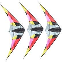 2,2 м Альбатрос кайт двойной линии трюк линия воздушных змеев открытый воздушный змей игрушки kaixuan воздушные змеи для взрослых vlieger aquilone