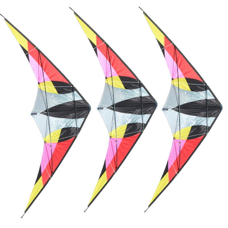 Free Shipping 2.2m Albatross Kite Dual Line Stunt Kites Line Outdoor Kite Flying Toys Kaixuan Kites For Adults Vlieger Aquilone