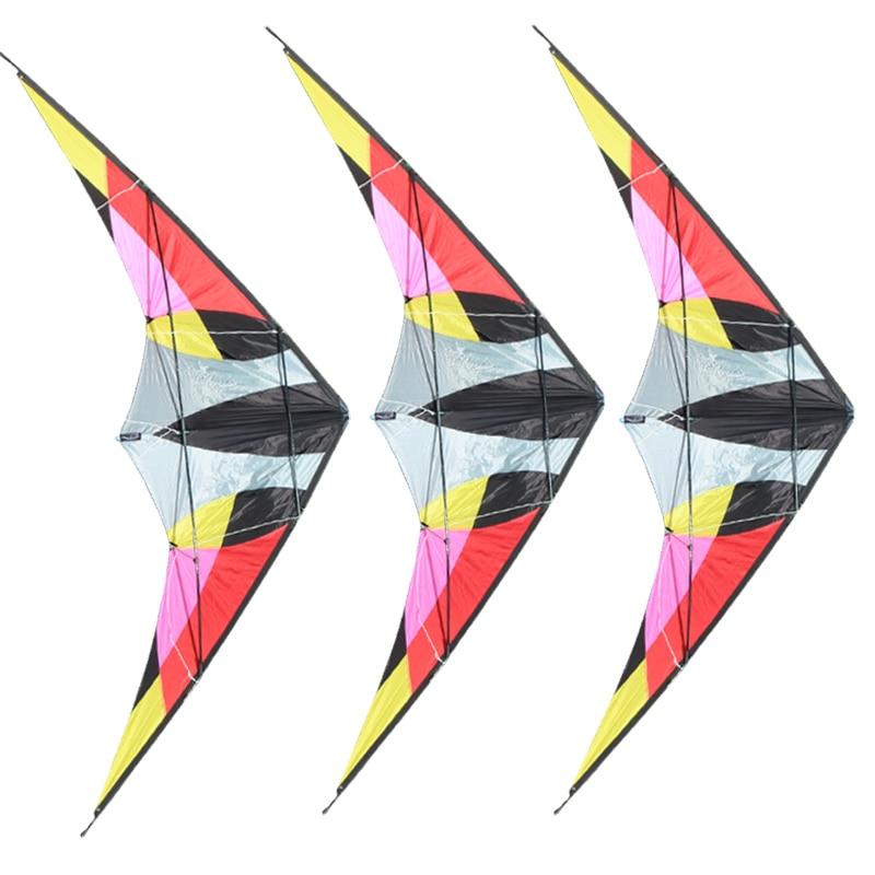 Free Shipping 2.2m Albatross Kite Dual Line Stunt Kites Line Outdoor Kite Flying Toys Kaixuan Kites For Adults Vlieger Aquilone