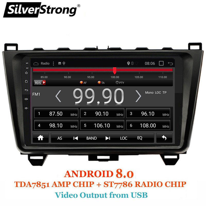 Detail Feedback Questions About Silverstrong Android80 9inch Car Rhaliexpress: Mazda 6 2009 Radio Bose Antenna At Gmaili.net