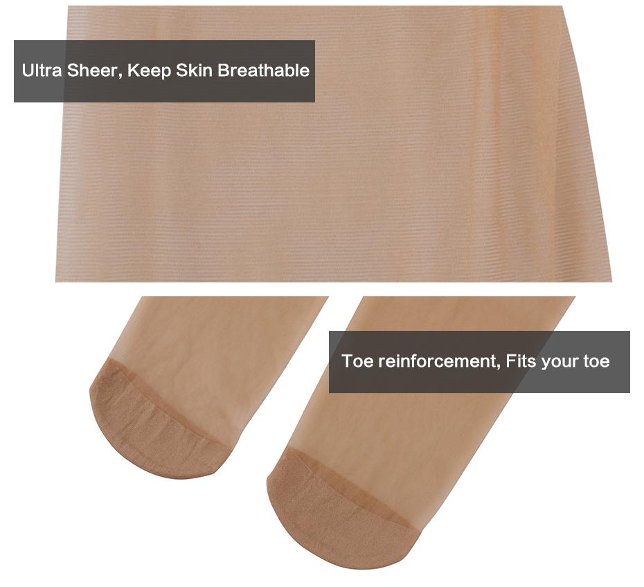 Õhukesed sukkpüksid nailonist