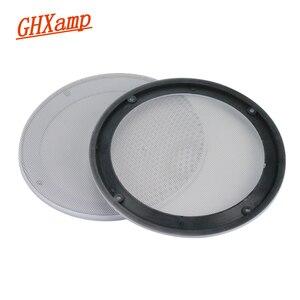 Image 3 - Ghxamp 5 Inch 6.5 Inch 8 Inch Loa Siêu Trầm Loa Nướng Lưới Tự Động Loa Trang Trí Bảo Vệ ABS Cao Cấp cấp Màu Trắng