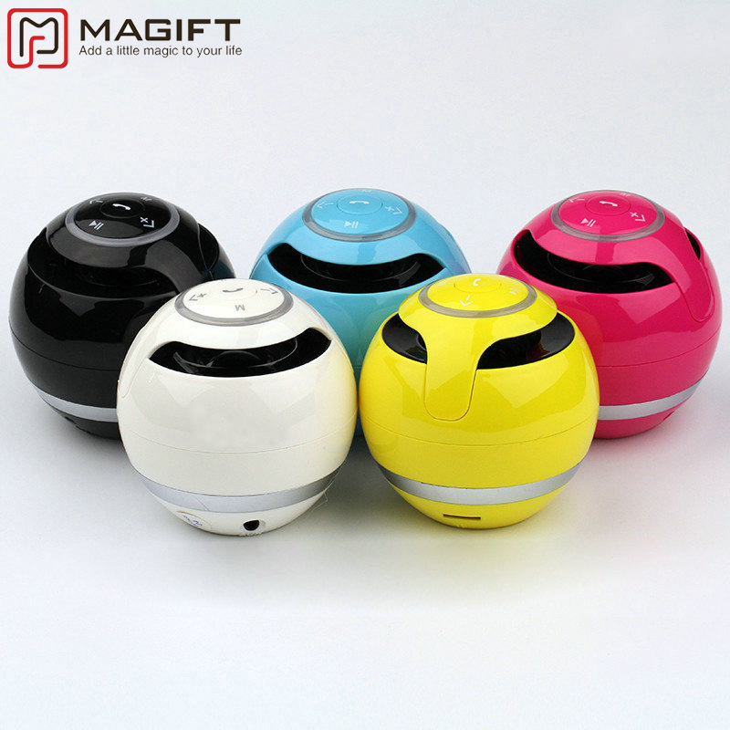 YST-175 Portable Mini Bluetooth Wireless Stereo Speaker Hands-free Call TF Card Reader LED