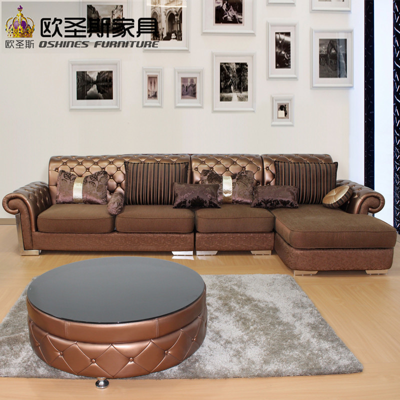 l shaped post modern italy genuine real leather sectional latest corner furniture living room sofa set designs pictures prices free shipping european style living room furniture top grain leather l shaped corner sectional sofa set orange leather sofa