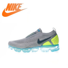 Original Authentic NIKE AIR VAPORMAX 2.0 FK MOC Mens Running Shoes Sneakers Sport Outdoor Good Quality Durable Classic AH7006(China)