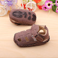 Retail Baby Soft Sole Coffee Toddlers Shoe, Children's First Walkers,Girl's Shoes,Size:11,12,13cm, free shipping