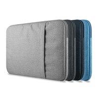 Business Suitings Inner Sleeve Bag For MacBook Air Pro Retina 11 6 12 13 3 15