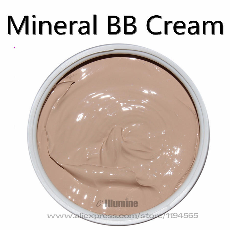 1000g Primer Makeup Base Pure Mineral BB Whitening Moisturizing Cream Cosmetics Beauty Salon Equipment Wholesale недорого