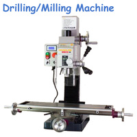 Industrial Milling Machine DC without Rinse Motor Desktop High Speed Drilling Machine WMD25V