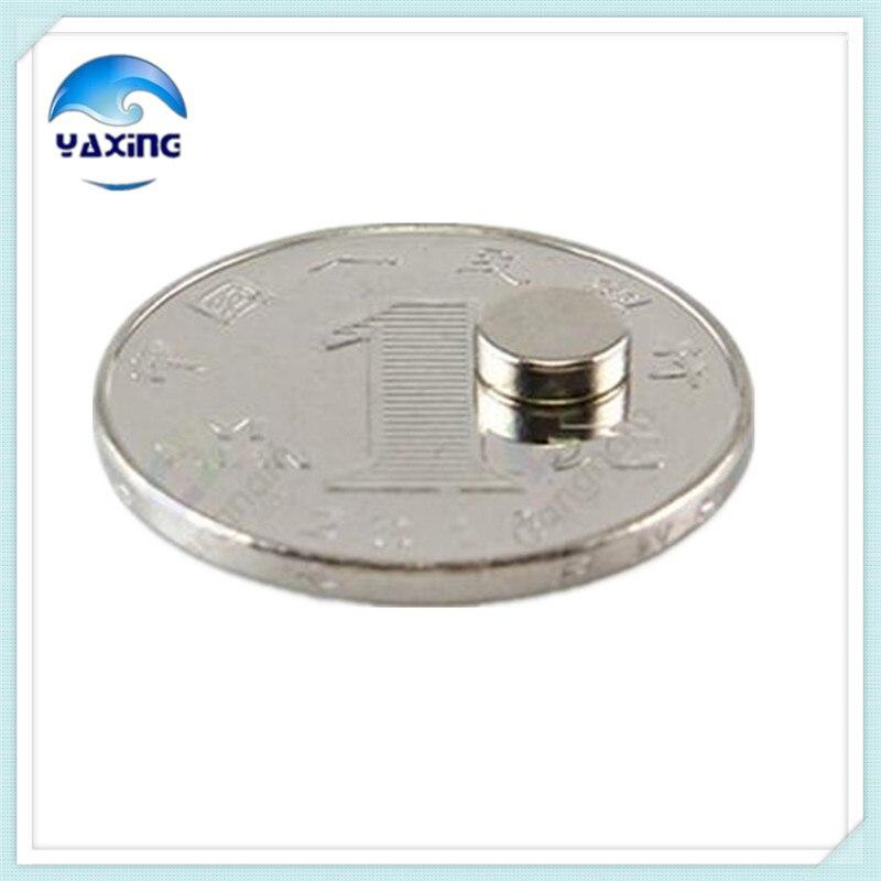 4000Pcs disc 8 2 mm magnet N35 Super Strong Rare Earth NdFeB Magnets Neodymium Magnet 8mm