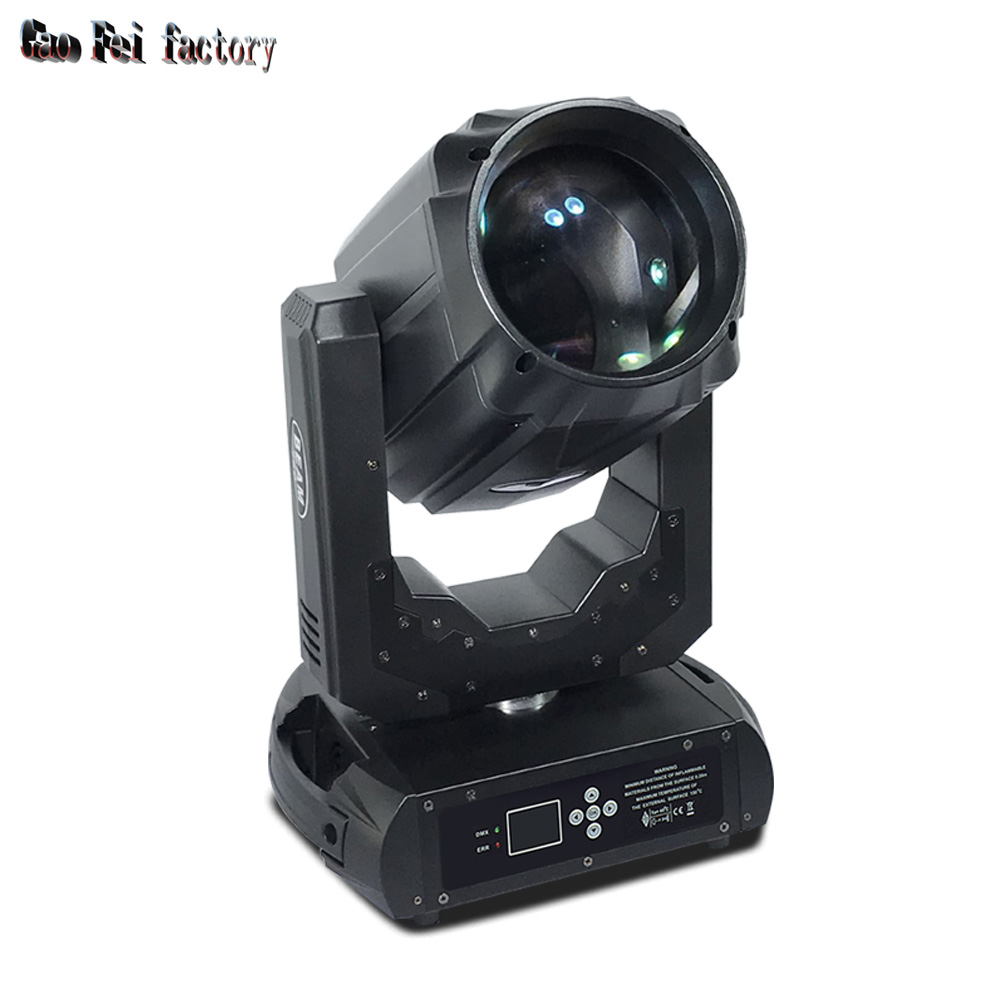 Lyre beam Moving Head 260W 10R lamp with double prism wheel gobo color for DJ Stage Disco lightLyre beam Moving Head 260W 10R lamp with double prism wheel gobo color for DJ Stage Disco light