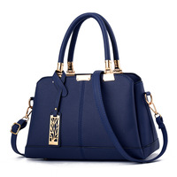 2019 Women Bag Hot Selling New Women's Pure Colored Handbags Confident Comfortable Fashion City Elegant Girls'Bags