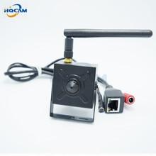 Wireless 720P Onvif HD Wifi IP Camera P2P Plug Play Camera for 3.7mm pinhole lens Hi3518E xinfi 2017 new hd 720p onvif wireless hd ip camera wifi 1 0 mp p2p support 64g tf card pan