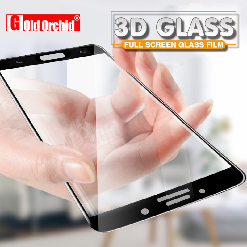 3D Full Cover Tempered Glass For Samsung Galaxy A3 A5 A7 2016 Screen Protector For Samsung J3 J7 2017 J520F J530F Glass Film