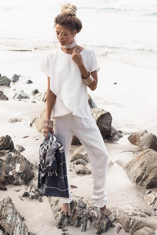 HTB1C2ajNpXXXXXoXFXXq6xXFXXXg - Short Sleeve White Chiffon Blouses Womens Clothing Summer