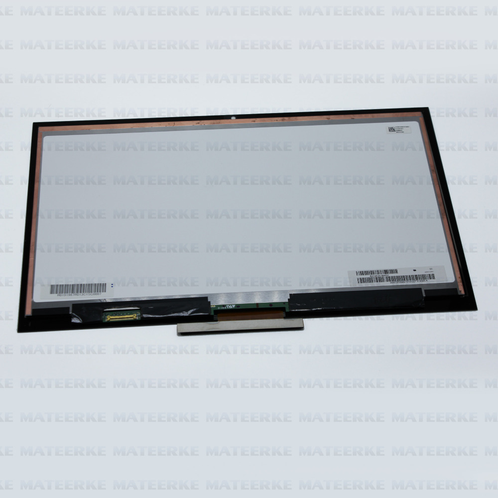 Free Shipping 13.3 LCD LED Touch Screen Assembly For Sony Vaio Pro 13 SVP132 SVP 132 SVP132A1CW SVP132A1CL lcd screen for hitech pws1711 stn pws1711stn free shipping