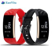 Eastvita S2 Bluetooth Smart Браслет сердечного ритма Мониторы IP67 Спорт Фитнес трекер Браслет для Android IOS Телефон R40