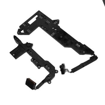 2pcs Transmission Circuit Board Kit 0B5 DL501 DSG7 Fit for Audi A4 A5 A6 A7  Q5 ABS Black Transmission Circuit Board