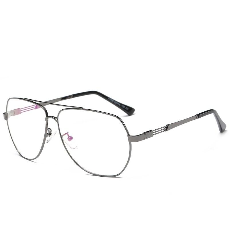 K & D Marke Neue G Brillen Rahmen Legierung Gläser Doppel brücke ...