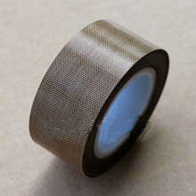 0.13mm thickness30mm X 10m  PTFE  High Temperature Resistant Teflon Adhesive Cloth Tape