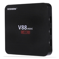 Android 6 0 Mini TV Box RK3229 Quad Core 4 1GB 8GB Multi Language 8723CS WiFi