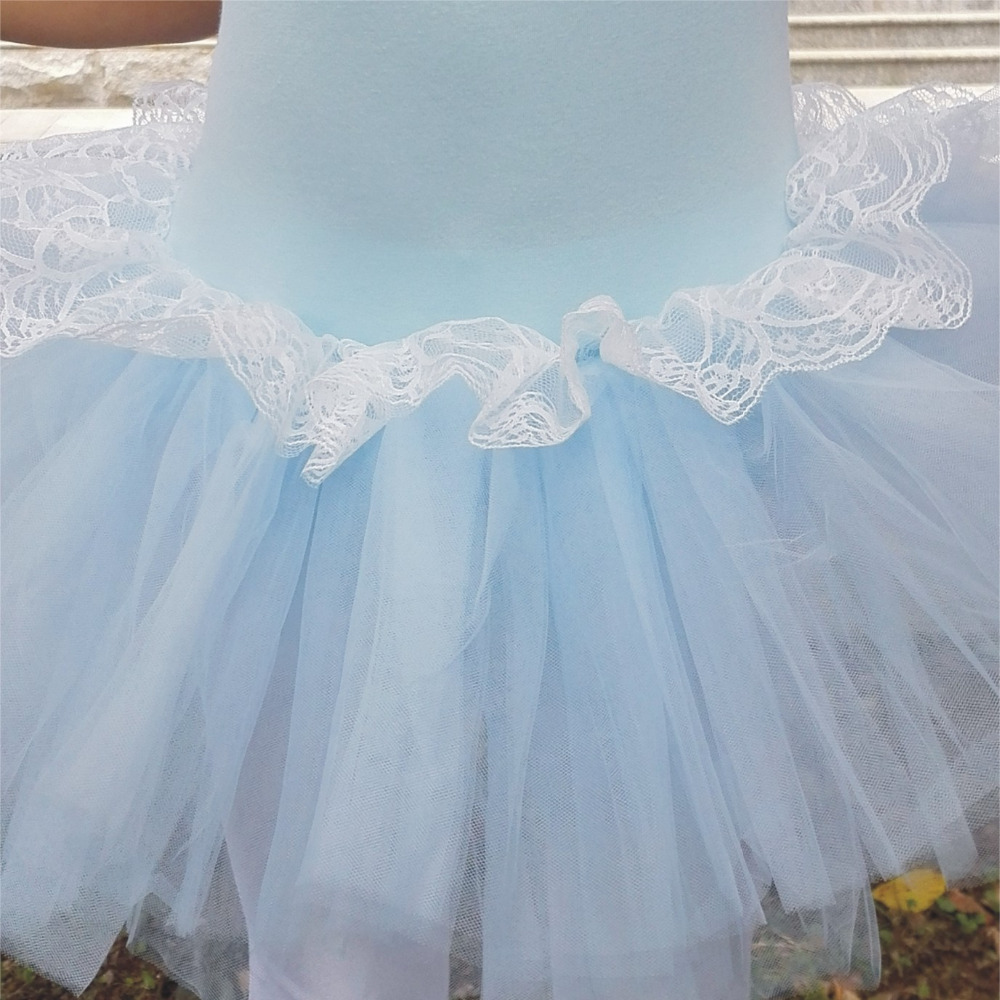 Girl Kids Ballet Leotard Professional Tutu Dance Dress Ballerina ...