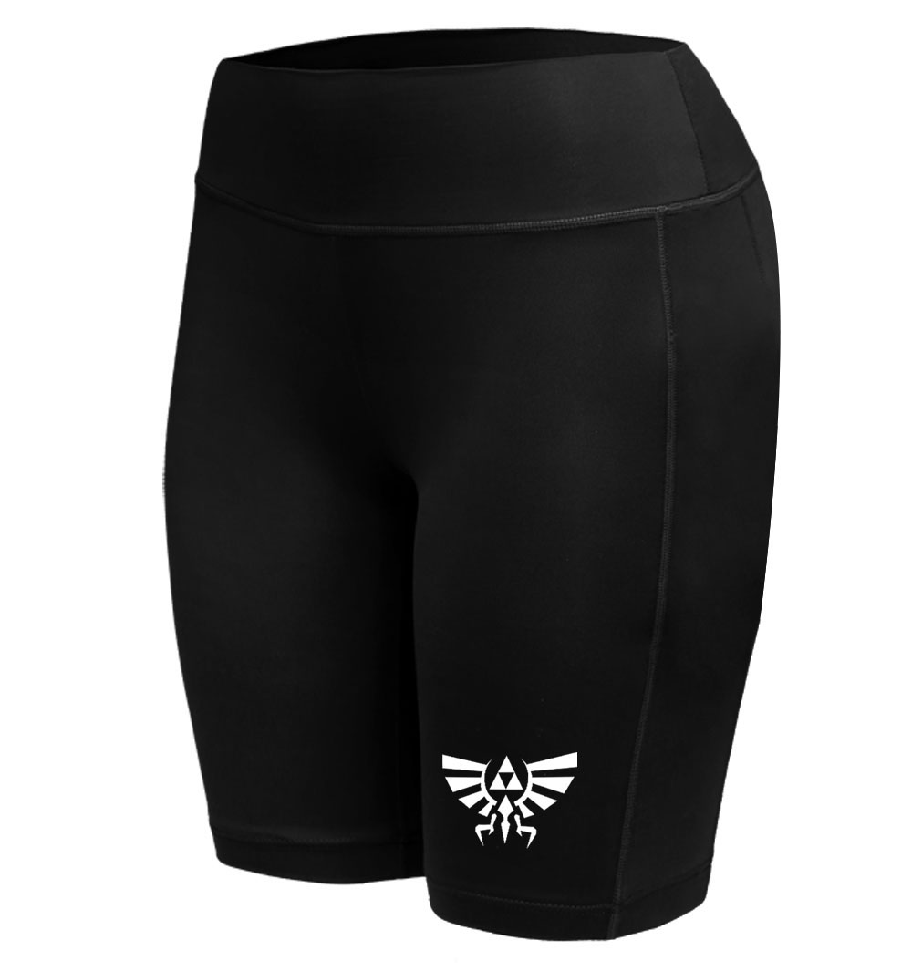 dbeca4c02f833 The Legend of ZELDA Women High Waist Compression Shorts Skyward Sword Lady  Underwear Quick Dry Shorts Base Layer-in Shorts from Women's Clothing on ...
