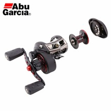 ABU GARCIA REVO SX HS HS-L 7.1:1 6.4:1  LOW PROFILE Baitcasting Fishing Reel 10BB 189G 9KG Mag Trax Saltwater fishing reel