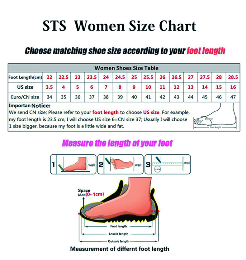 STS Brand 2019 New Fashion Women Sneakers Casual Air Cushion Hook & Loop Loafers Flat Shoes Women Breathable Mesh Mother`s Shoes (18)