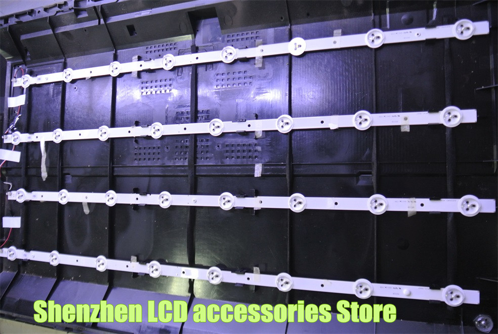 12Pieces/lot FOR  LED BACKLIGHT STRIP SVG320AE1_REV4_130107 FOR 32