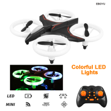 צבעוני Quadcopter RC 2.4
