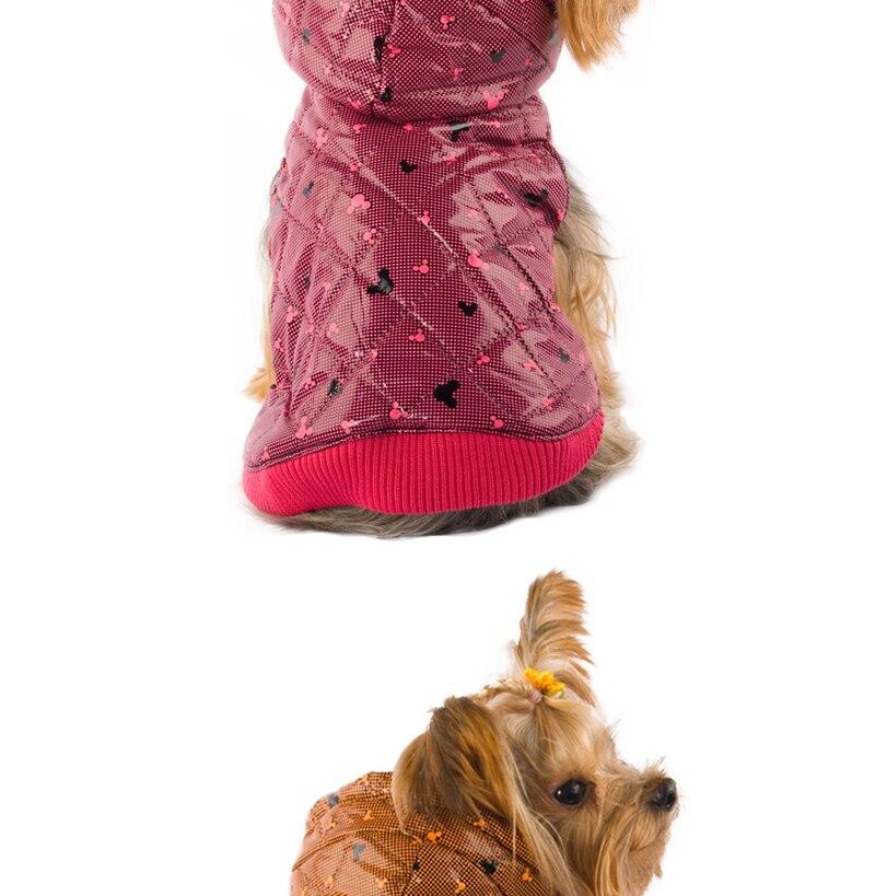 14 dog outwear