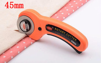 New coming 45mm rotary cutter for fabric cutting craft tool on sale freeshipping