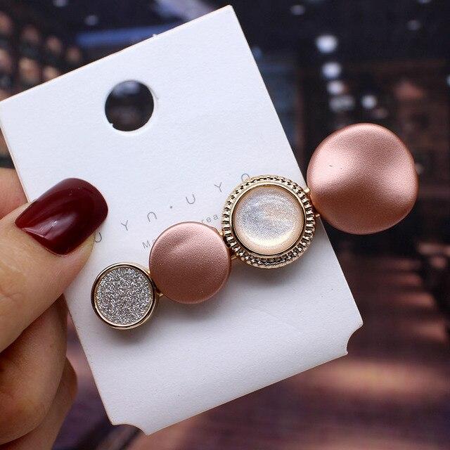 Hair Clips For Women Fashion Handmade Hair Accessories 4