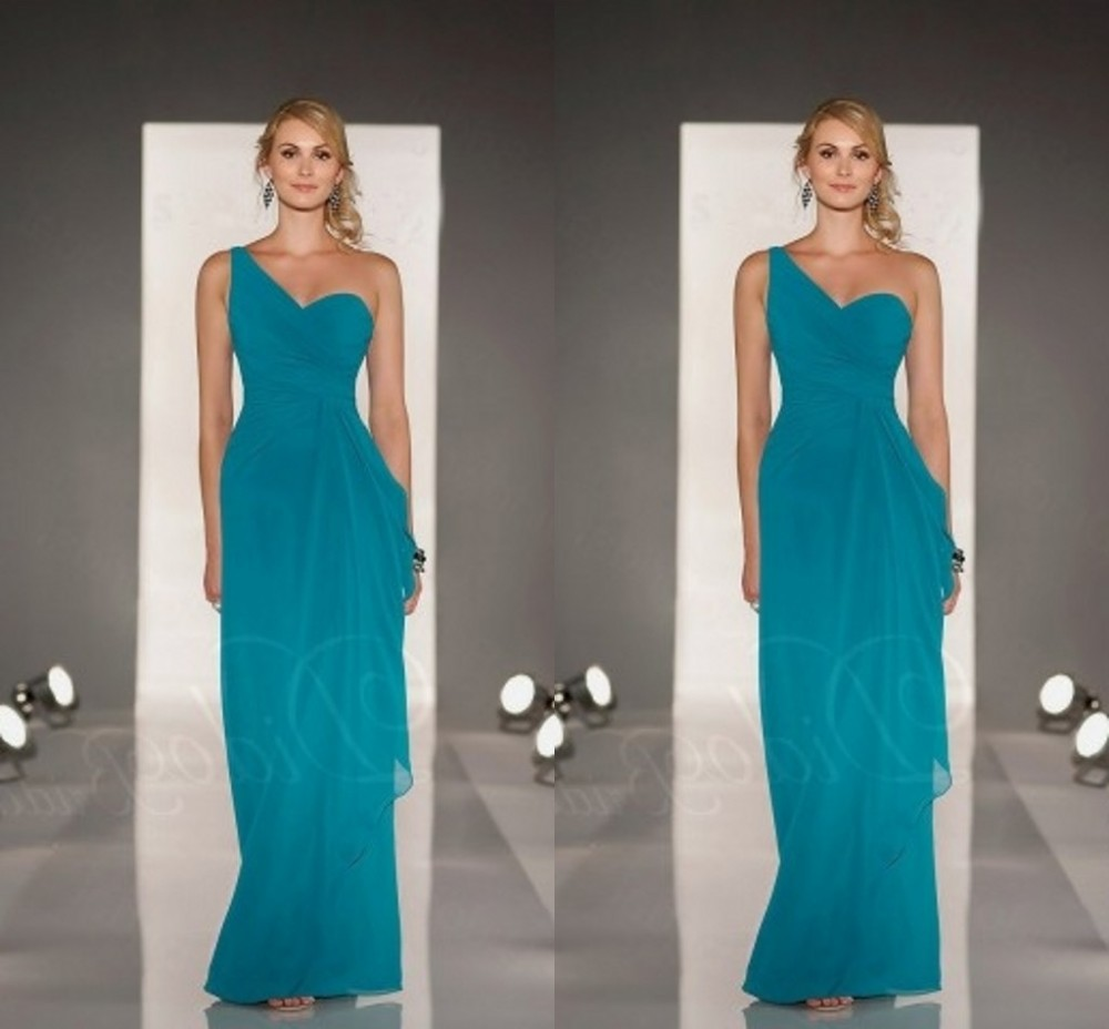 Popular Teal Bridesmaid Dresses-Buy Cheap Teal Bridesmaid Dresses ...