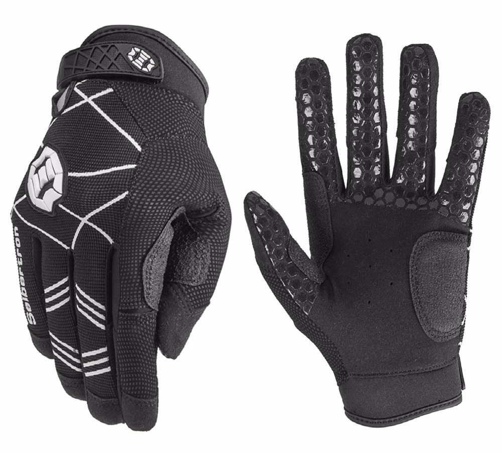 Seibertron B-A-R PRO 2.0 Signature Baseball/Softball Batting Gloves Super Grip Finger Fit For Adult And Youth Batting Gloves цена