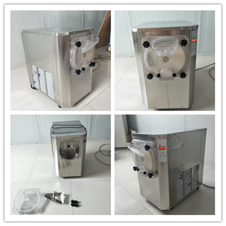 5L Hard Ice Cream Maker Ice Cream Maker Snowball Machine