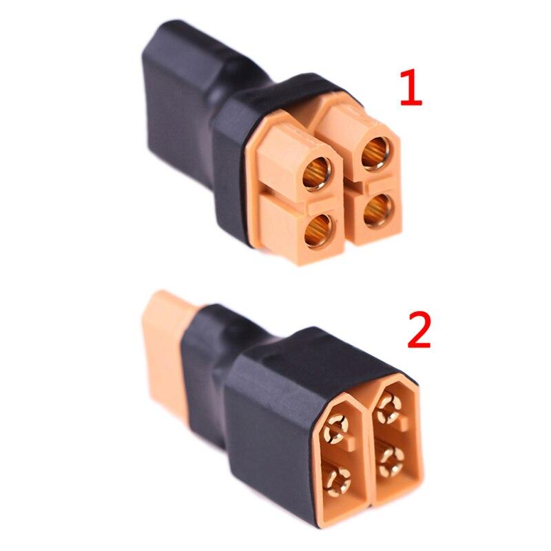 1 шт. Новый XT60 параллельный адаптер конвертер Соединительный кабель Lipo Аккумуляторный жгут проводов
