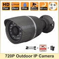 HOSAFE 1MB1G 1.0MP 720P HD IP Camera w/ 24-IR-LED E-mail Alert and Motion Detection ONVIF Support Free Shipping