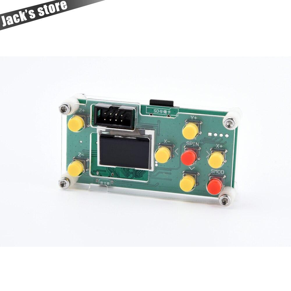 W trybie Offline kontroler GRBL USB Port grawerka cnc płyta sterowania, 3 osi, laserowa maszyna grawerująca w trybie offline