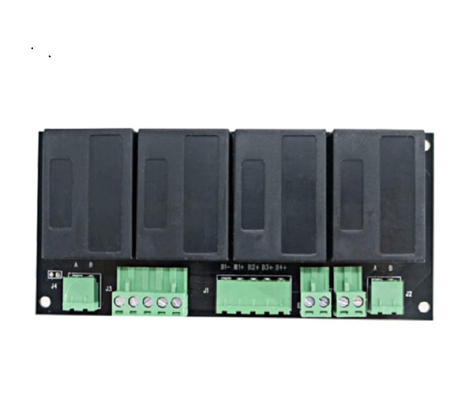 QNBBM 4S active voltage equalizer battery balancer for Lithium LiFePO4 Li ion 18650 LTO LIMN NCM